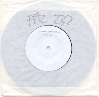 "7"" white label"