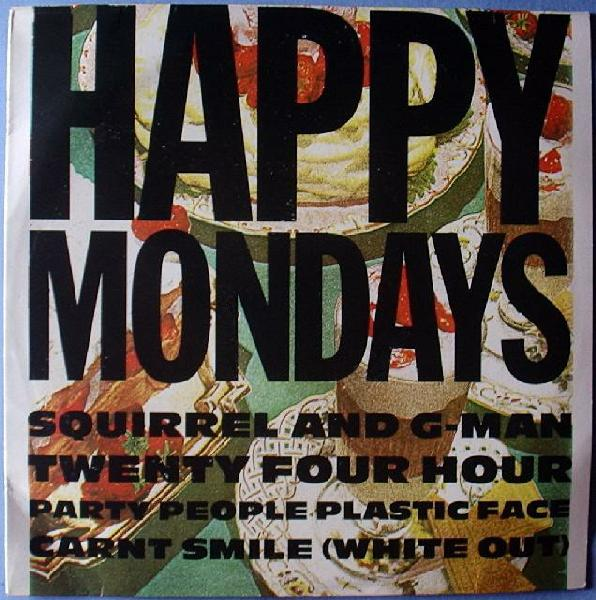 Happy Mondays - Double Easy: The US Singles